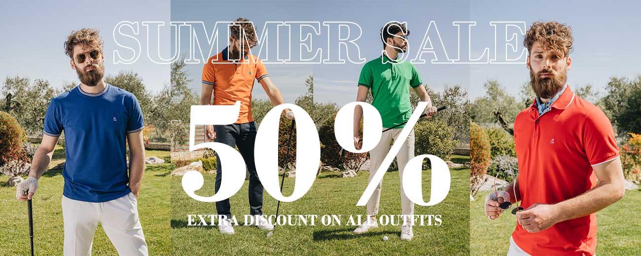 Golf Club Summer Sales | VelaBlu